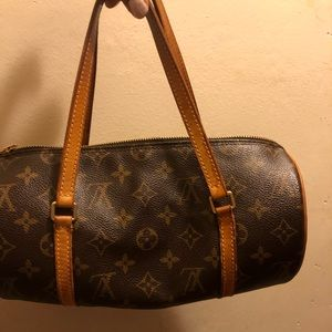 Vintage Authentic Louis Vuitton bag